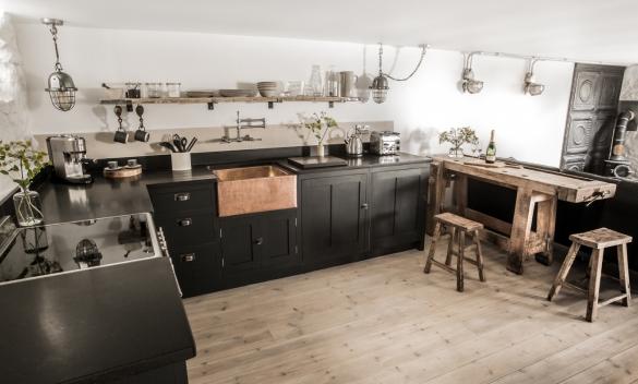Кухня лофт L120