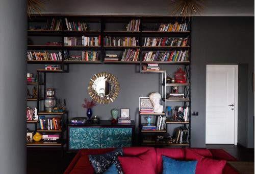 Нужен ли Вам стеллаж в стиле лофт в квартире?
