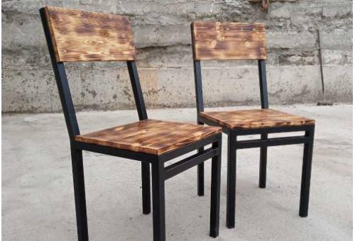 Виды и особенности стульев в стиле лофт