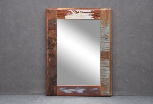 Зеркала в стиле лофт: правила размещения в различных помещениях