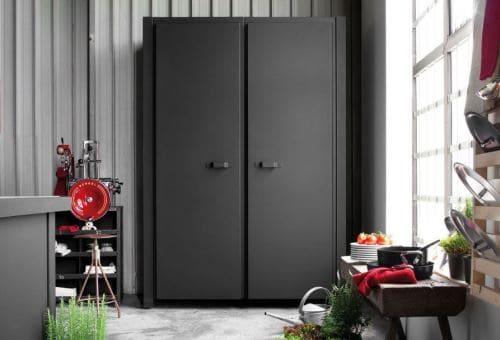 Как идеально вписать шкаф лофт в интерьер квартиры?
